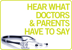 doctors and parent